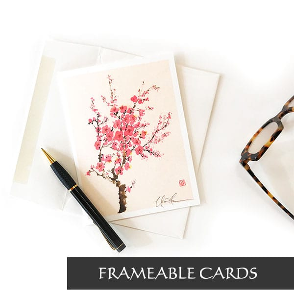 Frameable Greeting Cards by Nan Rae